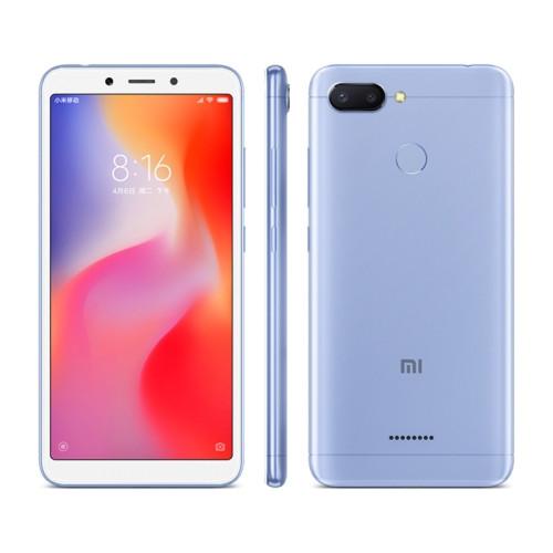 Xiaomi Redmi 6 Dual Sim 64GB Blue (4GB RAM)
