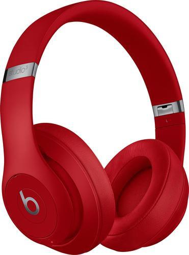 Beats Studio 3 Wireless Over-ear Headphone Red