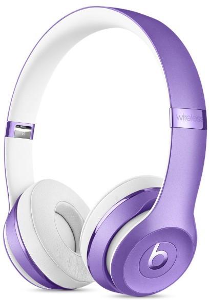 Beats Solo 3 Wireless Headphone Ultra Violet