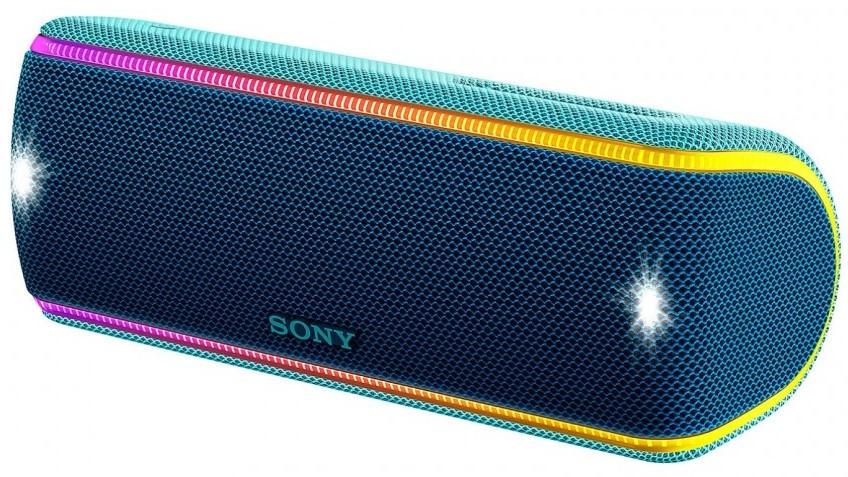Sony SRS-XB31 Extra Bass Portable BT Speaker Blue