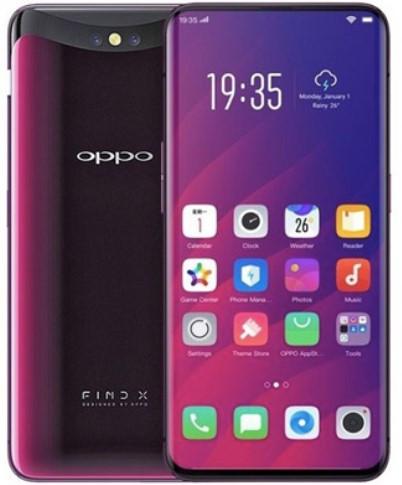 Oppo Find X Dual Sim 256GB Red (8GB RAM)