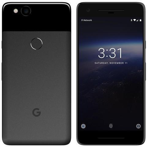 Google Pixel 2 G011A 64GB Black