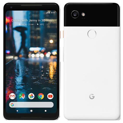 Google Pixel 2 XL G011C 128GB Black & White