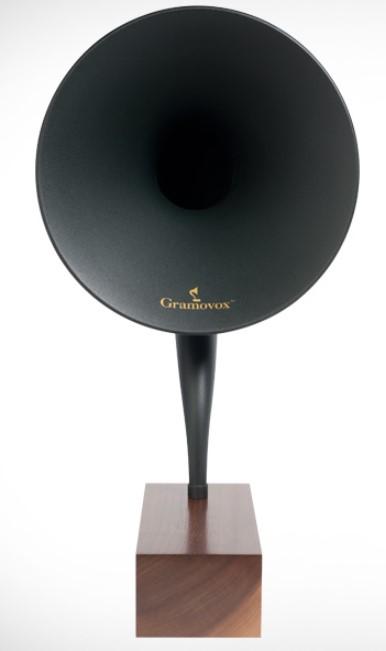 Gramovox Gramophone Bluetooth Speaker